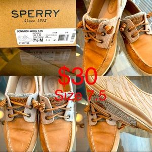 Sperry Dock Shoes